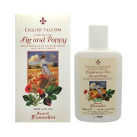 Fig and Poppy by Speziali Fiorentini 3.3 oz Liquid Talcum