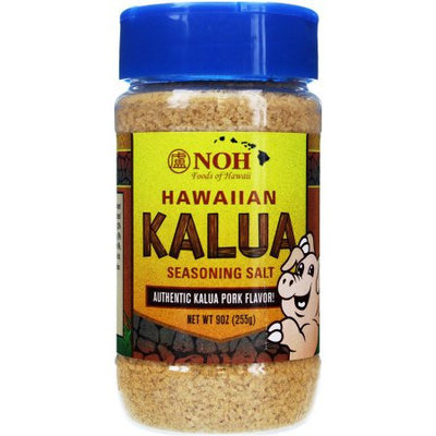 Great Value Noh Foods of Hawaii Hawaiian Kalua Seasoning Salt, 9 oz