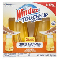 WINDEX Windex Touch-Up Cleaner with Glistening Citrus Fragrance - 2 Count