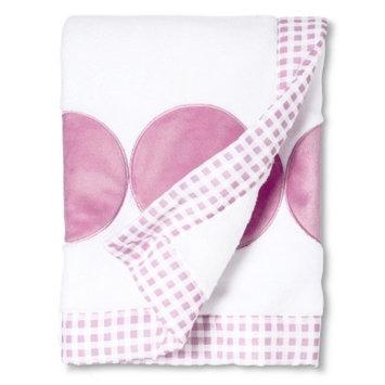 Castle Hill Baby Blanket MUL WHT PNK
