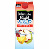 Minute Maid Just 15 Calories Fruit Punch