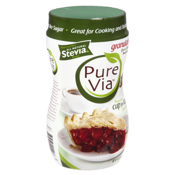 Pure Via Sweetener Granulated Zero Calorie