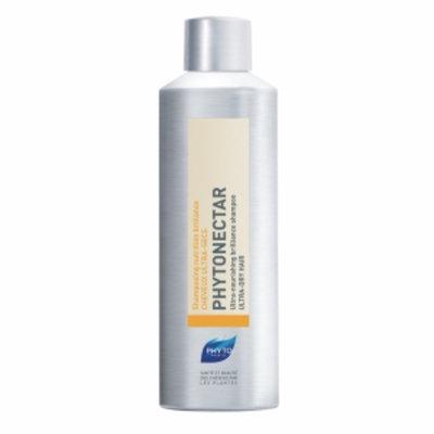 PHYTO Phytonectar Ultra-Nourishing Brilliance Shampoo, Ultra-Dry Hair, 6.7 fl oz