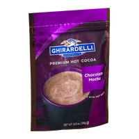 Ghirardelli Chocolate Premium Hot Cocoa Chocolate Mocha