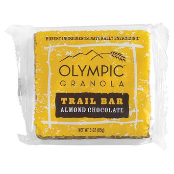 Olympia Granola Almond Chocolate Trail Bar Pack of 18