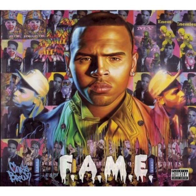 Jive Chris Brown - F.A.M.E. (Parental Advisory)