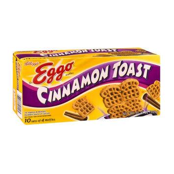 Kellogg's Eggo Cinnamon Toast Waffles