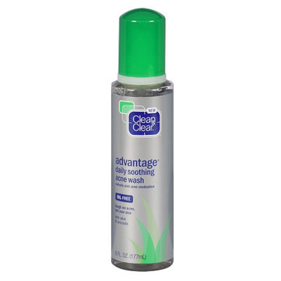 Clean & Clear Advantage Daily Soothing Cleanser