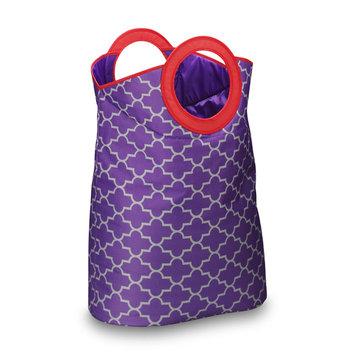 Bintopia Frette Print Carry Hamper Bag - PLANET 3