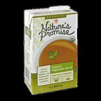 Nature's Promise Organics Organic Vegetable Broth