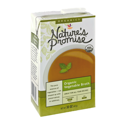 Nature's Promise Organics Organic Vegetable Broth