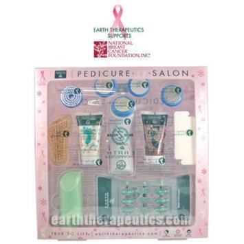Earth Therapeutics Pedicure Salon Professional Kit
