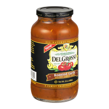 DelGrosso Pasta Sauce Roasted Garlic