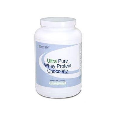 BioGenesis Nutraceuticals - Ultra Pure Whey Protein Chocolate - 2.5 lbs.
