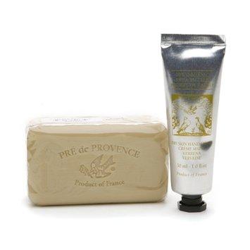 Pre de Provence Natural Soap & Hand Cream Set