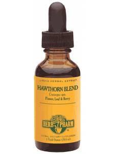 Herb Pharm Hawthorn Blend 8 oz