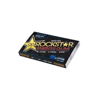 Rockstar Energy Gum Iced Mint 12 packs