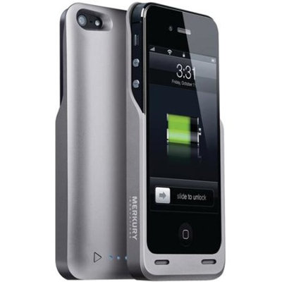 Merkury Innovations Power Case Battery Case for Apple iPhone 5