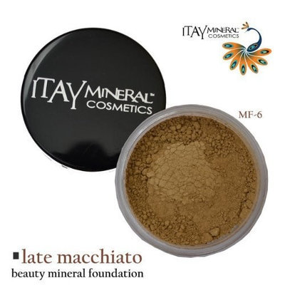 Itay Beauty Mineral Cosmetics Itay Beauty 100% Natural Mineral Foundation Color:mf-6