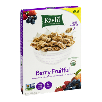 Kashi Berry Fruitful Cereal