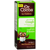 Dr. Cocoa Cough Syrup, Chocolate, 4 fl oz