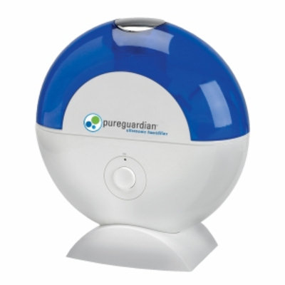 PureGuardian 14-Hour Ultrasonic Table Top Humidifier, 1 ea