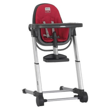 Inglesina ECOM Zuma Highchair - Gray/Red