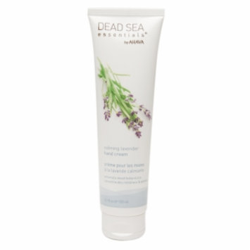 Dead Sea Essentials By Ahava Dead Sea Essentials by AHAVA Hand Cream, Calming Lavender, 5.1 fl oz