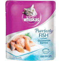 Whiskas Purrfectly in Natural Juices Food for Cats