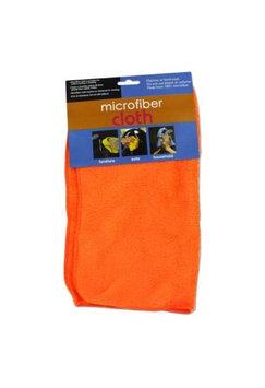 Bulk Buys HA060-24 Orange Microfiber Cloth - Case of 24