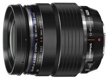 Olympus Micro Zuiko Digital ED 12-40mm f/2.8 Pro Zoom Lens for Micro Four Thirds System - Black