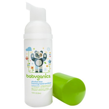 BabyGanics The Germinator Alcohol Free Hand Sanitizer Refill