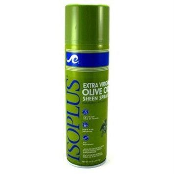 Isoplus Olive Oil X-Virgin Sheen Spray 11oz