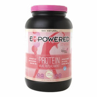 Empowered Protein Meal Replacement for Women, Vanilla Vacation, 2.05 lb