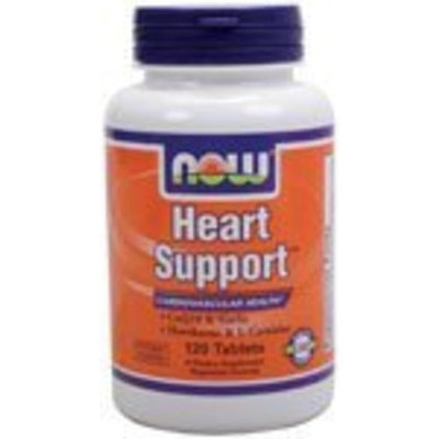 Now Foods Heart Support, Tablets, 120-Count