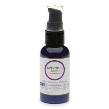 Specific Beauty Night Treatment Complex