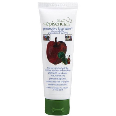 Episencial Face Balm SPF 6. - 0.75 oz. Natural and organic baby products.