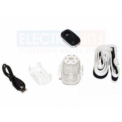 ElectroFlip Waterproof Mini Forehead Camera Portable Digital HD Sport Camcorder DV