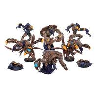 Dreadball: Kalimarin Ancients Team Booster (8 Figures)