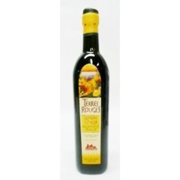 Domaine Des Terres Rouges Terres Rouges Lemon Ginger Balsamique Vinegar 16.9 oz