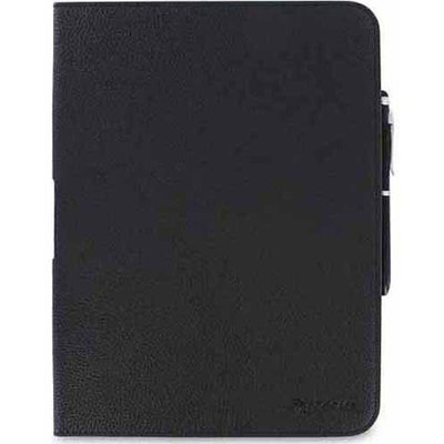 Global Marketing rooCASE Dual-View Folio Case Cover with Stylus for Samsung Galaxy Tab 3 10.1, Black