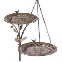 Birdscapes 8160-3 Hanging-Standing Birdbath (Discontinued by Manufacturer)