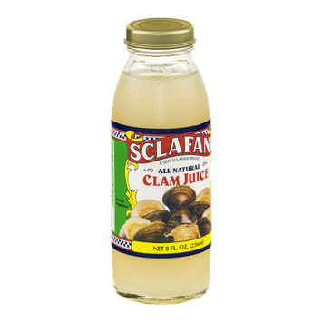 Sclafani Clam Juice