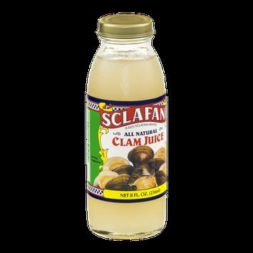 Sclafani Clam Juice