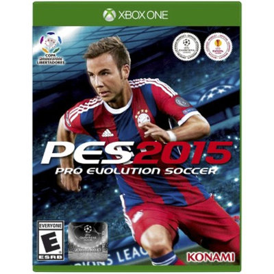 Konami Pro Evolution Soccer 2015 (Xbox One)