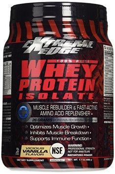 Extreme Edge - Whey Protein Isolate Vicious Vanilla - 1.1 lbs.