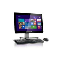 CybertronPC Centric TAO2224E All-in-One PC - Intel Core i7-4770S 3.10GHz, 16GB DDR3 SODIMM, 120GB Solid State Drive, 1TB