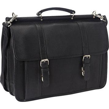 LeDonne Leather Le Donne Leather Classic Dowel Rod Laptop Briefcase