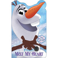 Studio Fun International Disney's Frozen: Melt My Heart: Share Hugs with Olaf! Book