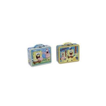 DDI Spongebob Embossed Lunch Box Case of 12
